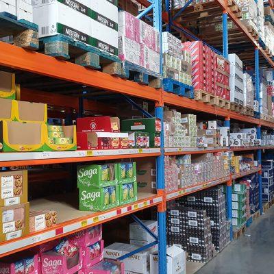 Kispatak-2000 Kft nagykereskedelmi raktára